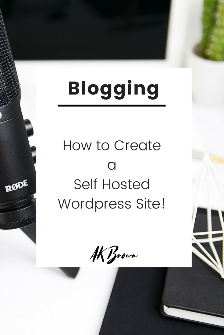 How to Setup Self Hosted WordPress Without Killing Yourself!