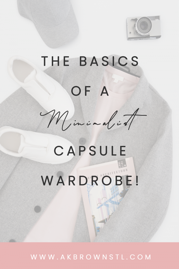 the-basics-of-a-minimalist-wardrobe
