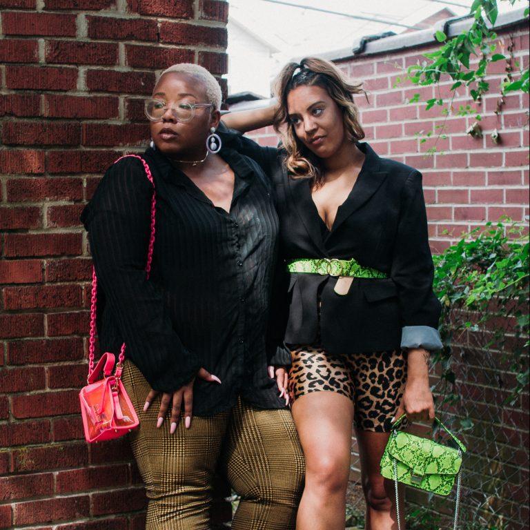 Why Fashion + Friends Always Go Together
