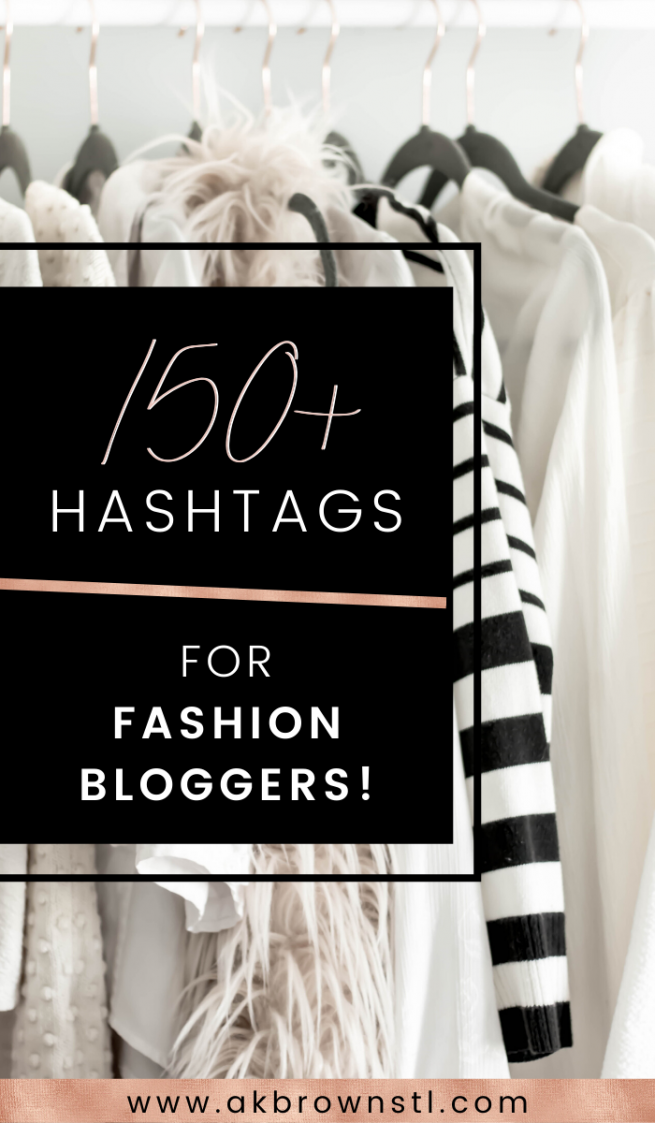 free fashion hashtags for instagram