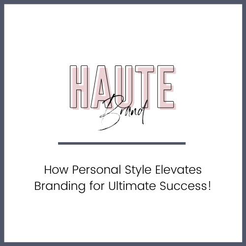 personal branding style ecourse ak brown stl