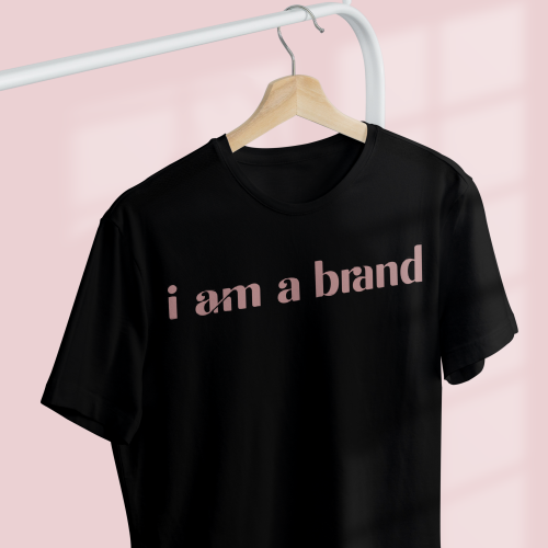 i am a brand