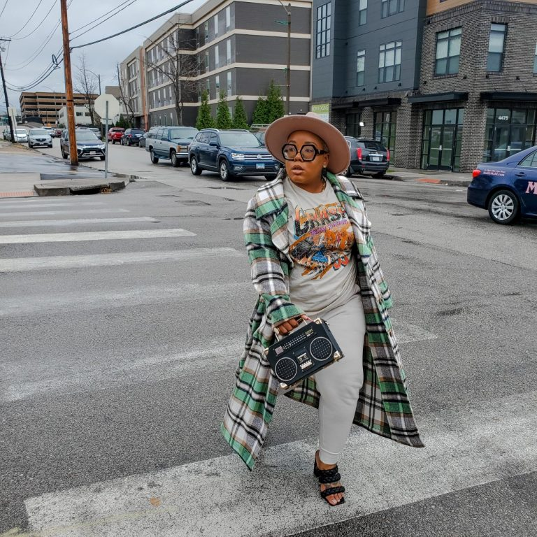 Style Guide: Mixing Prints + Plaids to Create a Fall Staple Look!