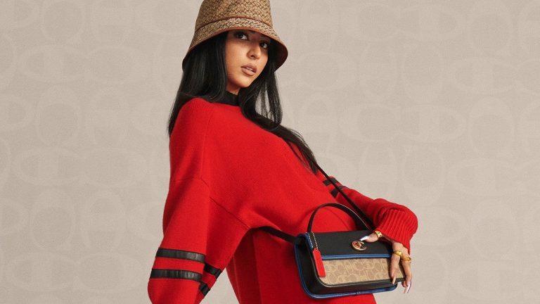 Style Watch: My Favorites From The Coach x Champion Collection!
